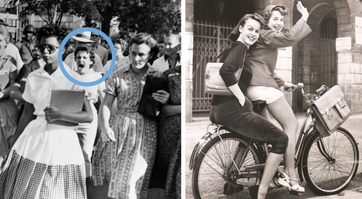 20 historische Momente, die für Aufsehen sorgten, aber letztendlich die Geschichte veränderten