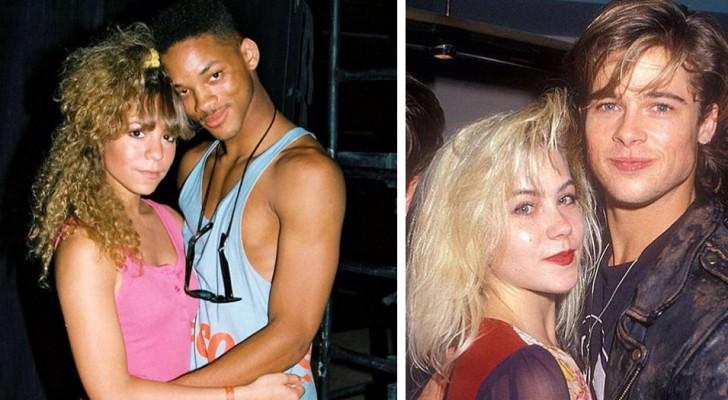 20 photos rares de célébrités que vous n'aviez probablement jamais vues auparavant.
