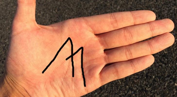 Tienes una M sobre la mano? Esto es lo que quiere decir segun el antiguo arte de la quiromancia