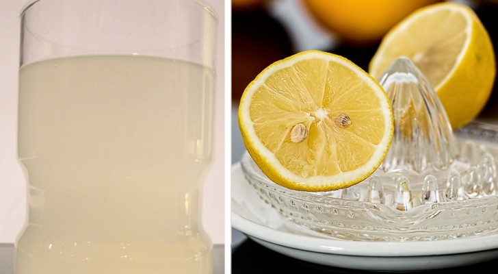Water and lemon are not always good! Here are six things that can happen if you drink too much!