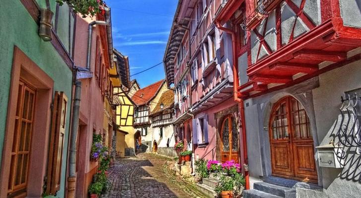 7 fascinerende Franse dorpen die je zelfs Parijs doen vergeten