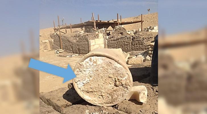 Ricercatori italiani scoprono in Egitto il formaggio più antico del mondo: ha 3000 anni