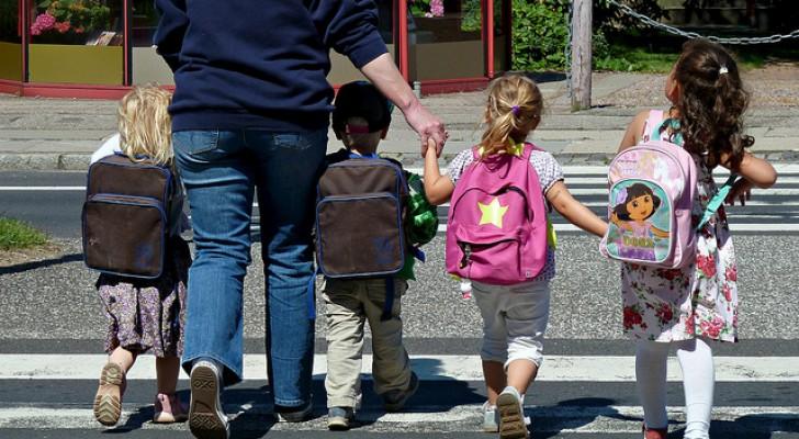 Photos de la première journée à l'école : quels sont les risques de les partager sur les réseaux sociaux ?
