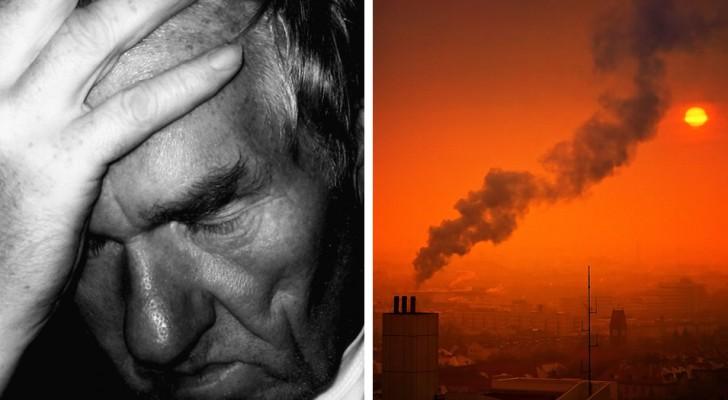 L'inquinamento dell'aria ci rende meno intelligenti anticipando il declino cognitivo
