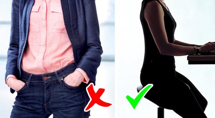 6 conseils pour maîtriser le langage corporel et faire toujours bonne impression