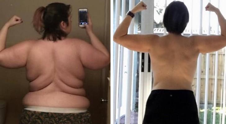 15 personnes qui ont perdu du poids grâce à une volonté inébranlable... et qui a transformé leur vie