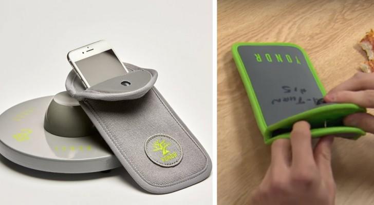 Ecco l'invenzione con cui una scuola di Piacenza ha detto addio all'uso dei cellulari in classe. Sarà la prima in Italia!