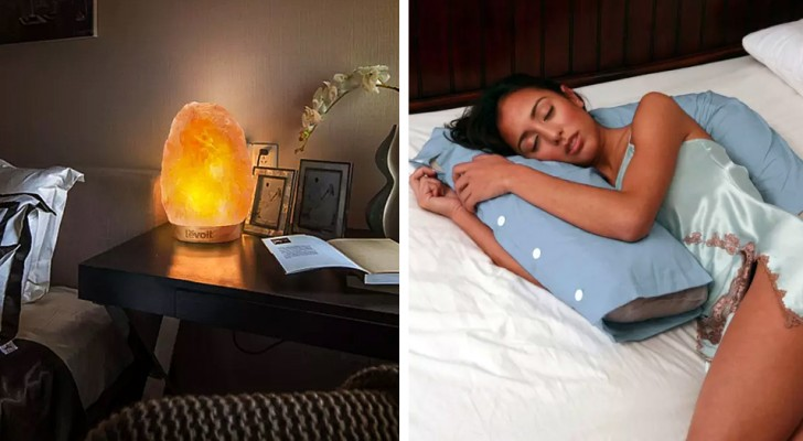 22 objects that help you to sleep better that you will immediately want to have at home