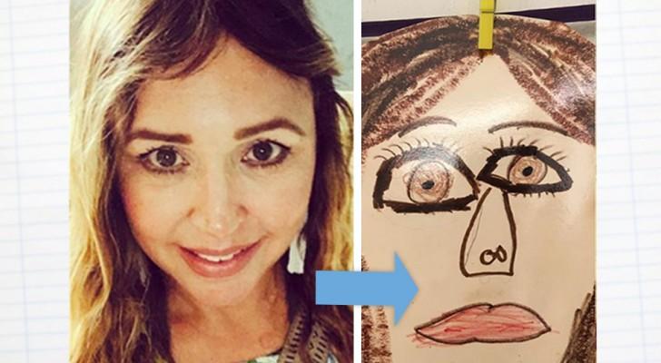 20 Zeichnungen von Kindern, die Eltern lieber nie gesehen hätten.