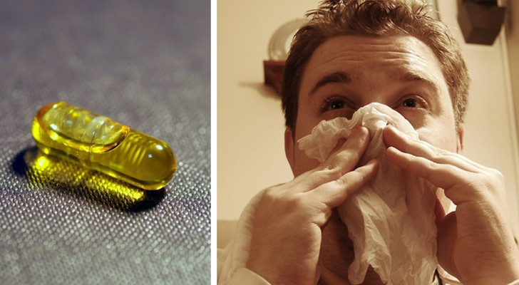 La vitamine D réduit jusqu'à 50 % le risque de grippe saisonnière.