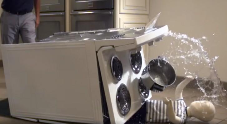 I fornelli della tua cucina sono un grande pericolo per i bambini: ecco cosa puoi fare per evitarlo