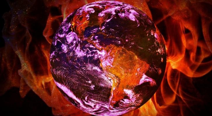 Aktueller Klimabericht veröffentlicht: Wir haben nur 12 Jahre Zeit, um den Temperaturanstieg auf 1,5°C zu begrenzen.