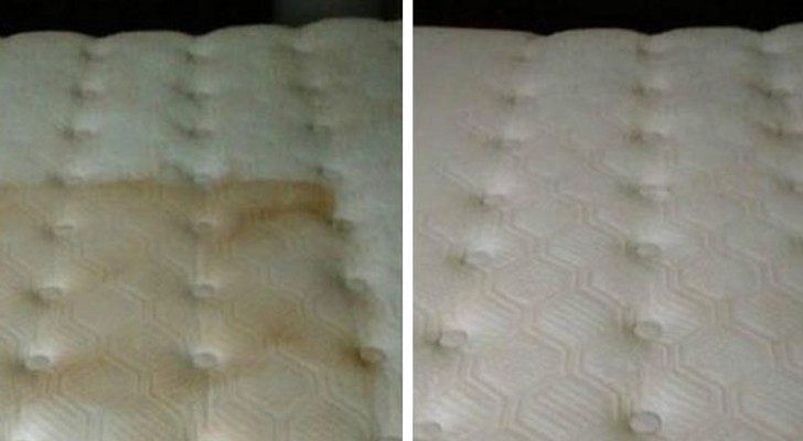 It is time to disinfect your mattress and with these two ingredients, it has never been so easy!