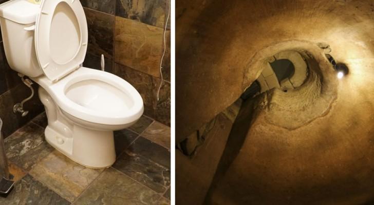 Scava per riparare le tubature del bagno e scopre un'enorme casa medievale diventata poi museo