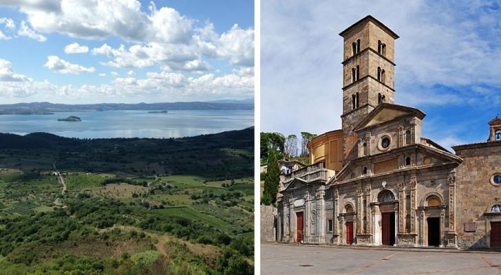 I miracoli del Lago di Bolsena: ecco le vicende che rendono questo luogo uno dei più misteriosi di tutto il Lazio