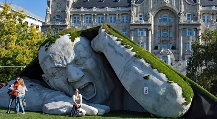 17 sculptures créatives devant lesquelles il est impossible de rester indifférent