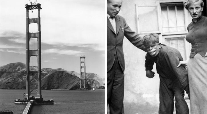 15 Fotos, die Ihnen unbekannte Details der historischen Ereignisse erzählen, die Sie kennen.