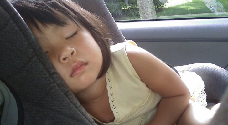 Si debes cuidar a un niño, no tomarlo cuando esta dormido: esta baby-sitter explica porque