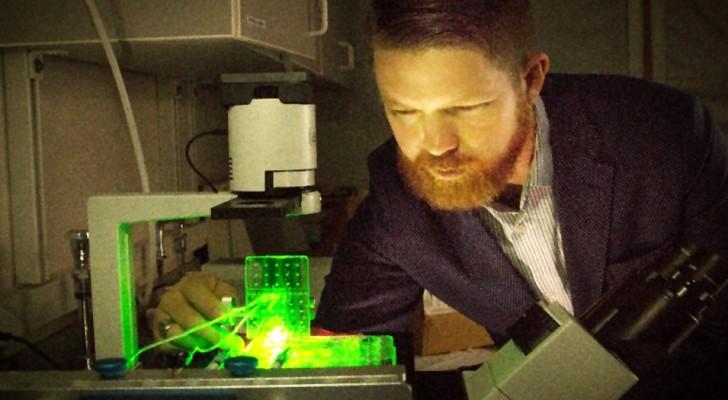 Endlich ist es den Forschern gelungen, 3D-Sehnen und -Bänder zu drucken: Hier ist das Verfahren.
