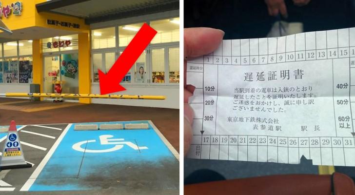 20 photos qui nous font comprendre pourquoi le Japon n'est pas un pays comme les autres