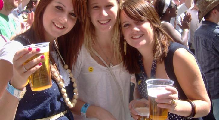 Le donne che bevono birra corrono un rischio minore del 30% di avere un infarto