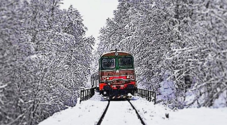 Le Transsibérien d'Italie : voici le train d'époque qui voyage au milieu des villages oubliés et de la nature spectaculaire