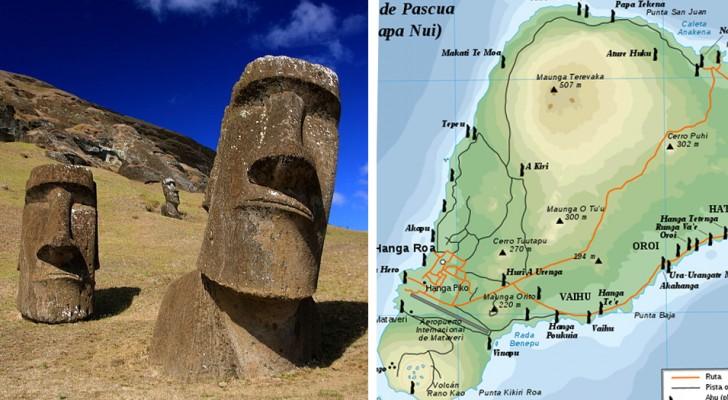 Le mystère de l'île de Pâques est résolu : les chercheurs prétendent avoir découvert la fonction des têtes
