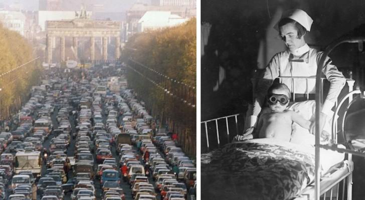 20 fotografie del passato che dimostrano che la Storia ha ancora molto da raccontarci