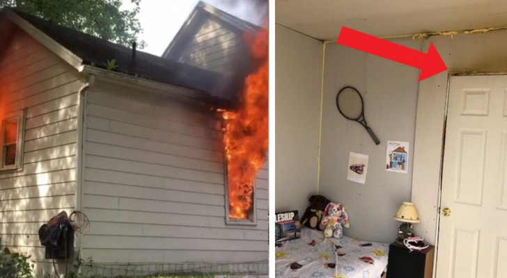 Here's why according to firefighters you should always sleep with the bedroom door closed