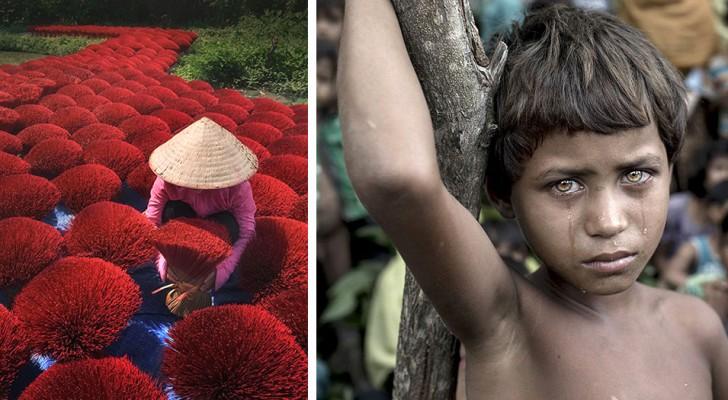 20 prachtige foto's die succesvol waren op de Siena International Photo Awards 2018