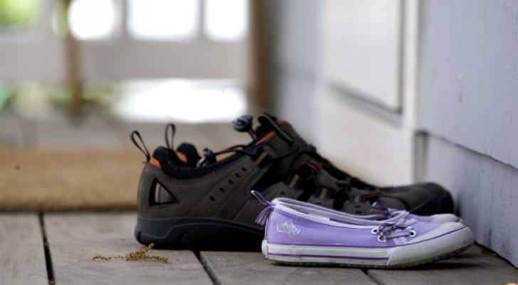 4 ótimos motivos pelos quais você deveria tirar os sapatos quando entra em casa