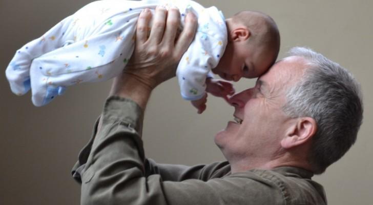Crescer com os avós deixa uma marca indelével na alma de uma criança