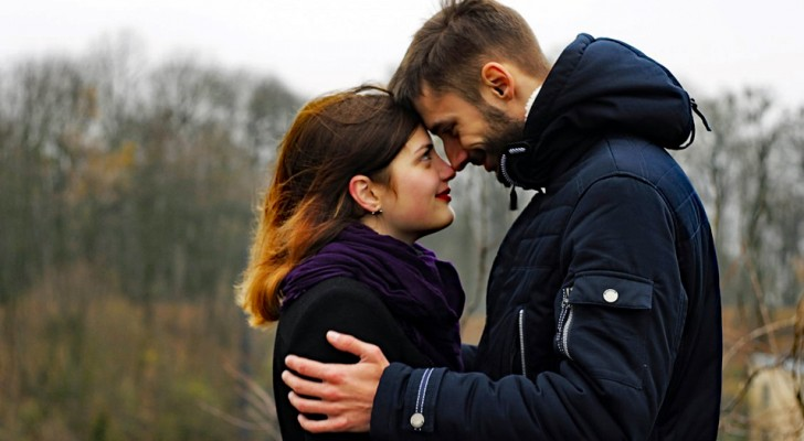 Paare, bei denen der Mann viel größer ist als die Frau, sind die glücklichsten und dauerhaftesten.