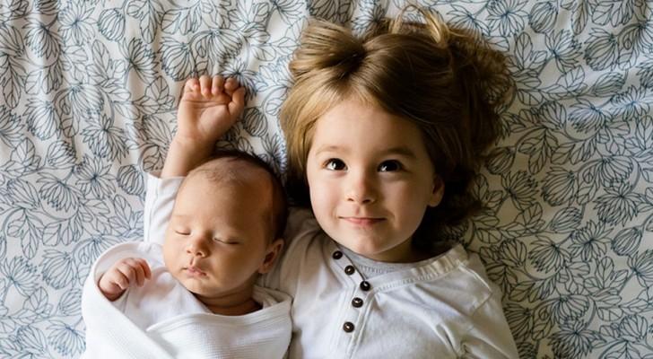 Secondo la scienza i fratelli maggiori tendono ad essere più intelligenti
