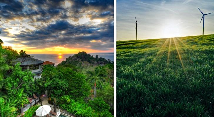 Costa Rica, het aardse paradijs dat het 300 dagen lang zonder fossiele brandstoffen heeft kunnen doen