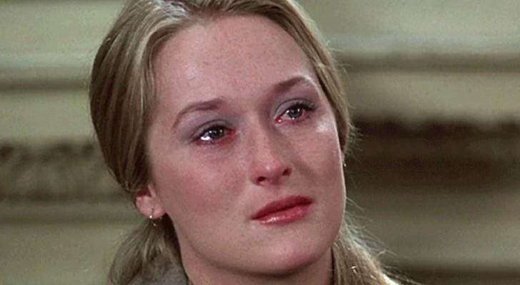 Le persone che piangono molto sono più forti emotivamente: lo dice la scienza