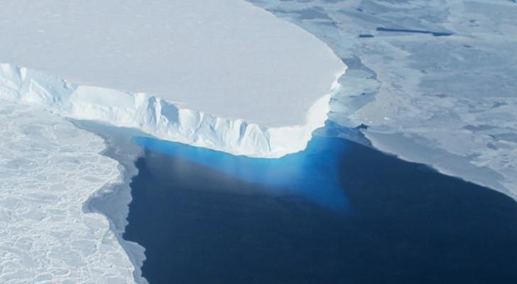 Les chercheurs ont découvert une source de chaleur qui fait fondre l'Antarctique par en dessous