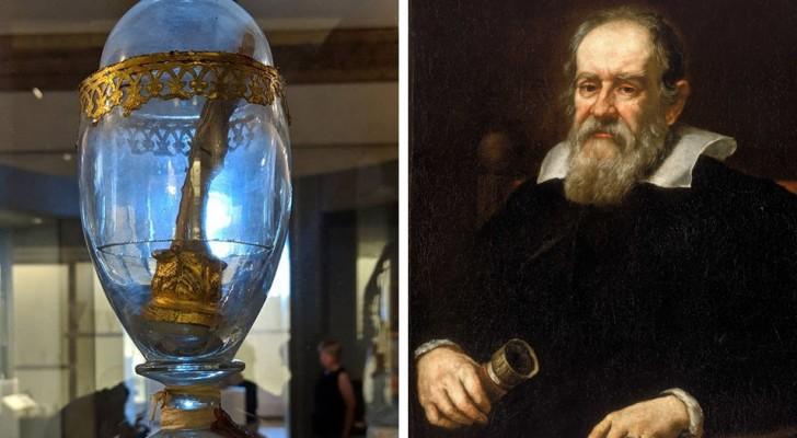 De middelvinger van Galileo staat symbool voor alle mensen die strijden tegen onwetendheid