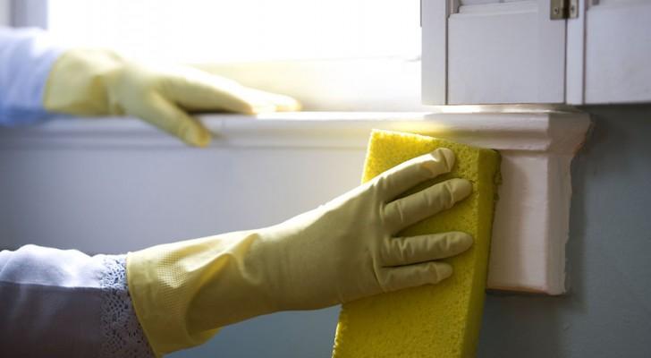 Ecco perché molte persone si rilassano facendo le pulizie di casa