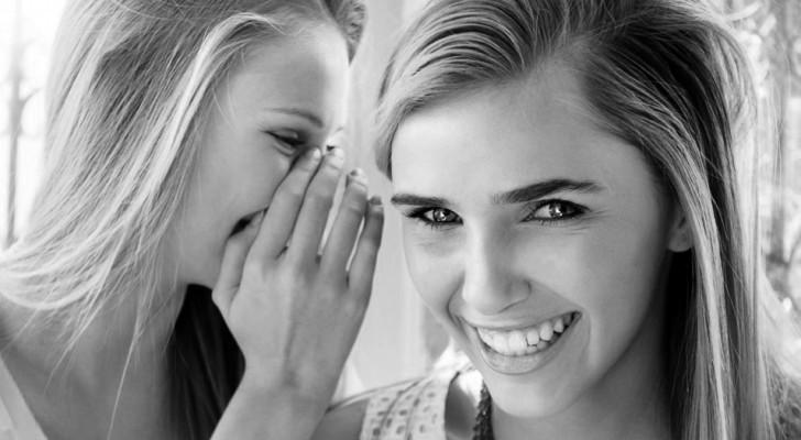 En ny studie hävdar att när man har en euforisk syster som pratar mycket minskar risken för depression