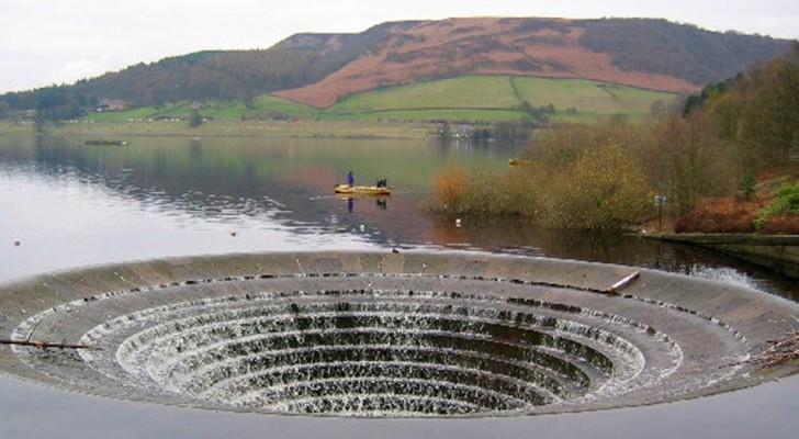 Inghilterra: l'abbassamento del livello dell'acqua ha riportato alla luce due villaggi perduti