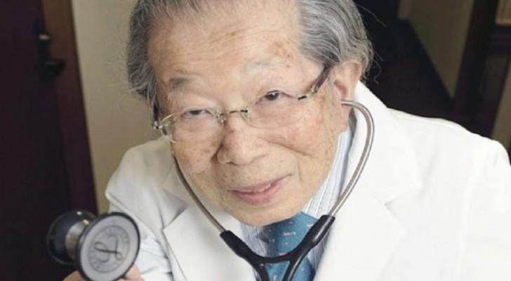 Un medico giapponese di 105 anni ha rivelato 12 consigli per vivere bene: vale la pena tenerli a mente