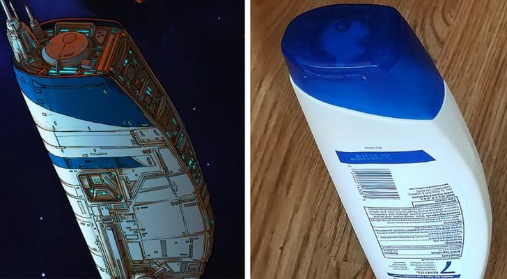 Der junge Künstler verwandelt gewöhnliche Objekte in Raumschiffe: Das Ergebnis ist außergewöhnlich.