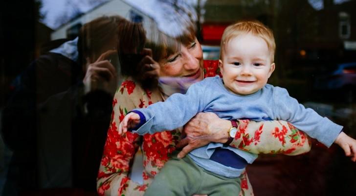 La preziosa missione dei nipoti nella vita dei propri nonni