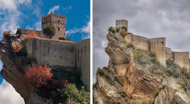 Vous pouvez louer ce magnifique château dans le centre de l'Italie pour moins de 100 euros