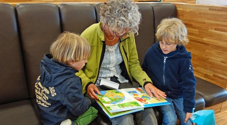 Occuparsi dei nipoti rallenta l'invecchiamento mentale nelle nonne: lo sostiene uno studio