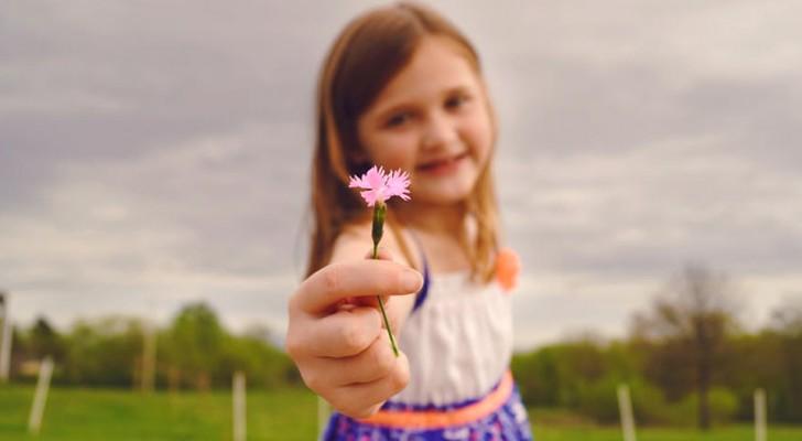 Kinderen het belang leren van de woorden dank je wel, goedenmorgen en alsjeblieft is heel belangrijk