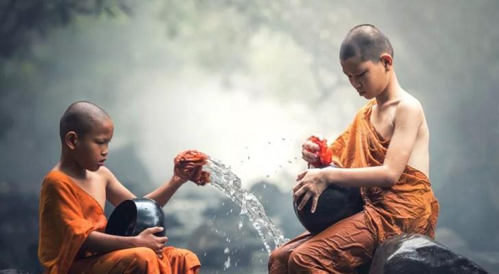 10 habitudes des moines bouddhistes qui sont difficiles à adopter au début, mais qui vont changer votre vie