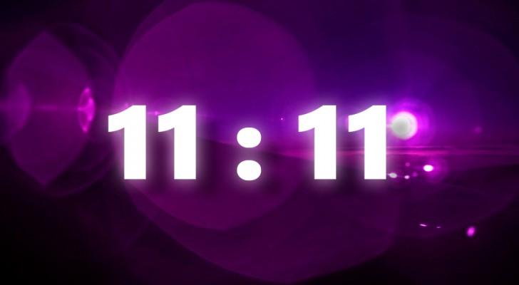 Guardi spesso l'orologio quando segna 11:11? Ecco cosa significa
