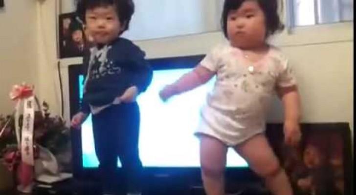 Bebes coreanos se preparan para el show del futuro